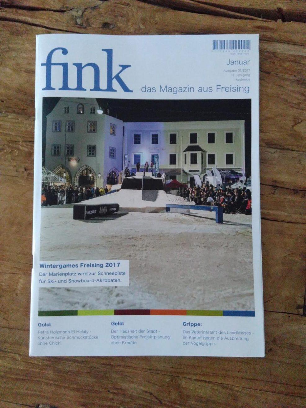 Finkartikel Janur 2017, Praxis für Psychotherapie Freising, Nergiz Eschenbacher