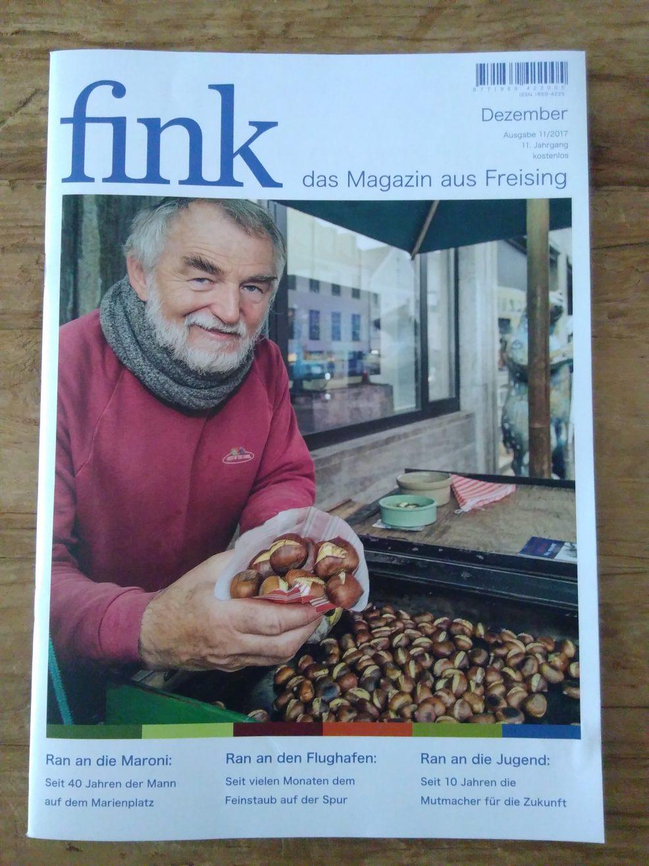Praxis für Psychotherapie Freising, Nergiz Eschenbacher, Fink-Magazin